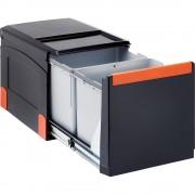 Сортер Cube 41, ручное.управление,  2х18 л