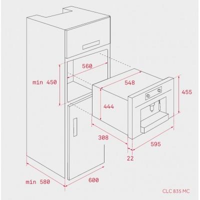 Teka CLC 835 MC Maestro